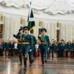 В Музее Победы более 500 выпускников получили дипломы Российской таможенной академии