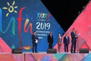В Уфе стартовали 53-е Международные летние детские игры