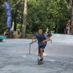 В Звенигороде открылся новый скейт парк