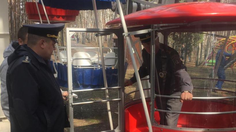 Второй этап операции «Безопасная карусель» стартует в Подмосковье 22 июля