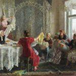 Выставка «Из истории собирательства Вологодской областной картинной галереи»
