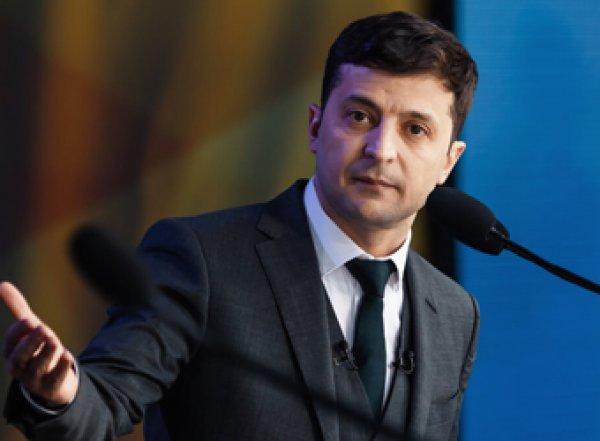 Зеленский потребовал убрать Кличко
