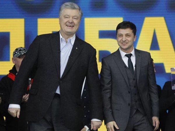 Зеленский внес законопроект о люстрации Порошенко