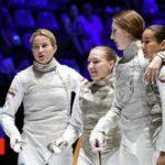 Женская сборная России по фехтованию на рапирах выиграла командные соревнования Чемпионата мира
