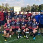 Женская сборная России по регби-7 – победительница Чемпионата Европы