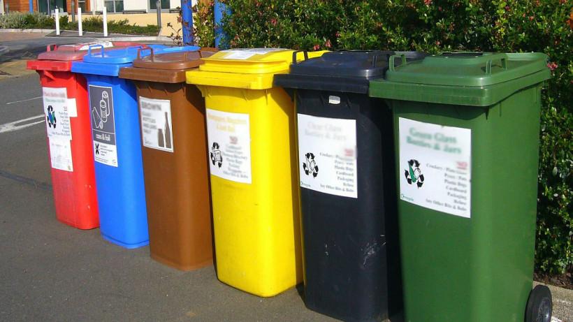 Жителям Балашихи рассказали о правилах сортировки мусора во время акции