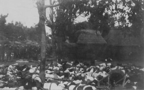 8. Город Денпасар, Бали В 1906 году страшное массовое самоубийство произошло в городе Денпасар при вторжении голландцев. Во время наступления на королевский дворец голландцы могли слышать стук барабанов, доносящийся изнутри, и видеть поднимающийся из дворца дым. Вдруг они увидели процессию во главе с раджей и священниками, которая вышла из дворца в полной тишине. Когда процессия остановилась, раджа дал сигнал и один из священников ножом убил его, то же самое начали делать и другие. Голландцы были настолько поражены увиденным, что открыли огонь по процессии. Тогда погибло более тысячи человек.