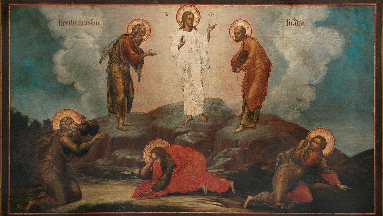 19 августа 2019 года отмечается Преображение Господне или Яблочный спас