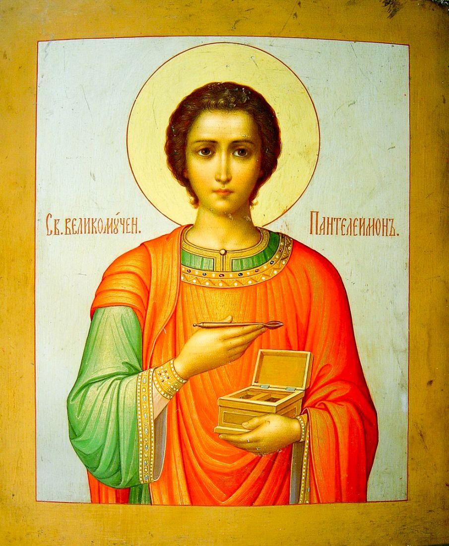 9 августа 2019 года отмечается праздник Пантелеймон Целитель