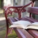 Акция «С книжкой на скамейке»