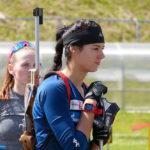 Анастасия Гореева выступит на чемпионате мира по летнему биатлону