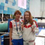 Анастасия Макарова завоевала серебро первенства мира по плаванию