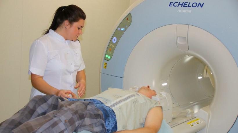 Аппарат МРТ запустили в Ступинской поликлинике после ремонта