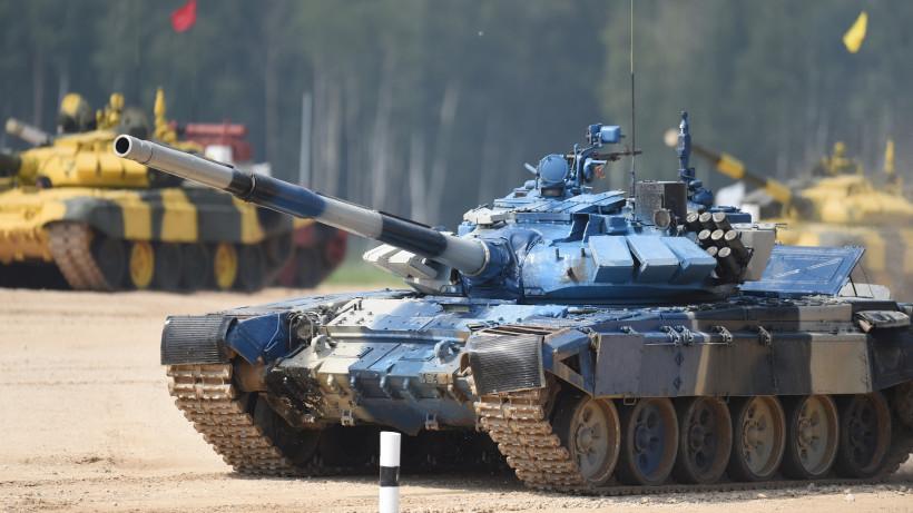 Армейские международные игры стартовали в Подмосковье
