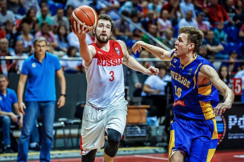 Баскетболисты «Химок» в составе сборной России отправились на международный турнир