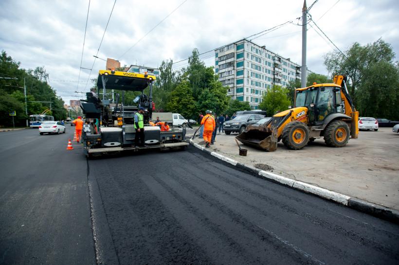 Более 10,7 тыс. жителей Подмосковья проголосовали за ремонт дорог на 2020 год на «Доброделе»