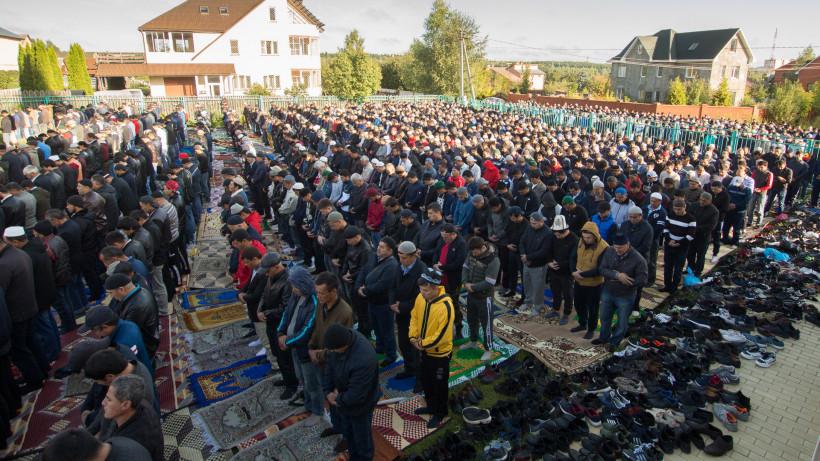 Более 14 тысяч мусульман отметили Курбан-байрам в Солнечногорске