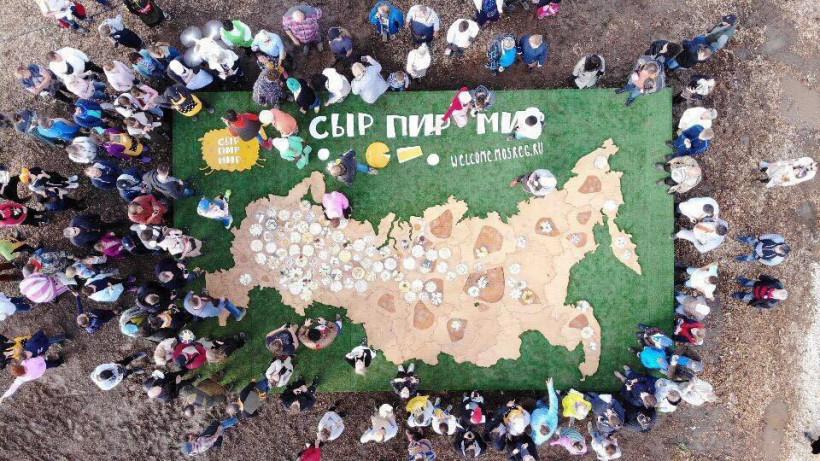 Более 50 тыс. гостей посетили второй день фестиваля «Сыр Пир Мир» в Подмосковье