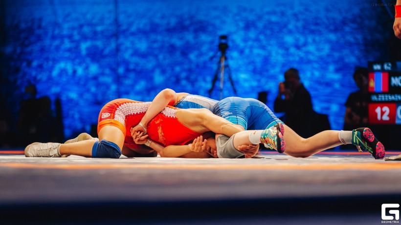 Борцы из Московской области завоевали ряд медалей на нескольких международных соревнованиях