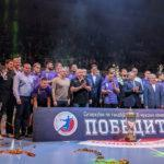 «Чеховские медведи» в шестой раз выиграли Суперкубок России по гандболу