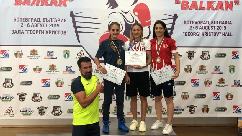 Девушки-боксеры из Подмосковья завоевали четыре медали международных соревнований