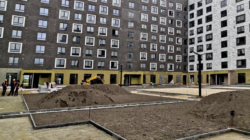 Два корпуса ЖК «Ильинские луга» в Красногорске планируют построить в начале 2020 года