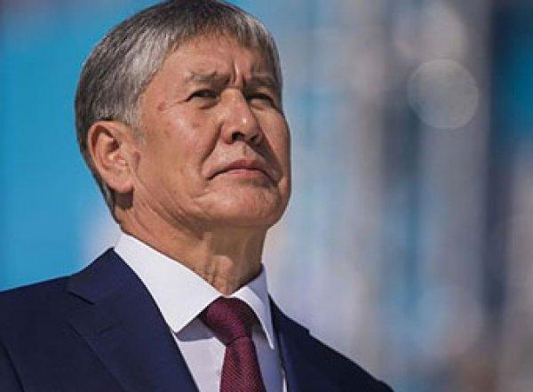«Ему нужна была кровь»: экс-президента Киргизии обвиняют в попытке госпереворота