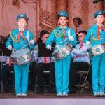 Фестиваль детских духовых оркестров пройдет на Красной площади