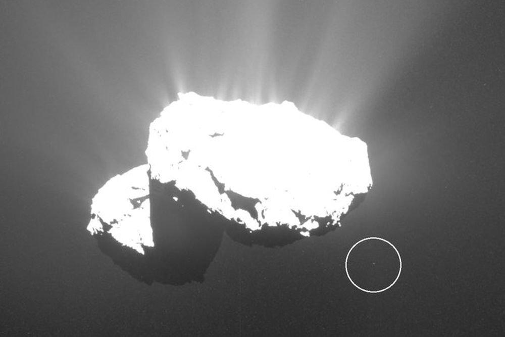 Флот Нибиру был замечен на комете Чурюмова-Герасименко: у Земли осталась последняя надежда