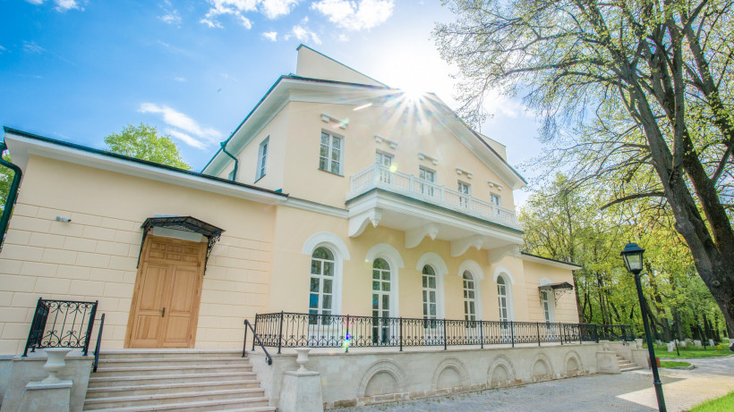 Воробьев и Кузнецова в Домодедове