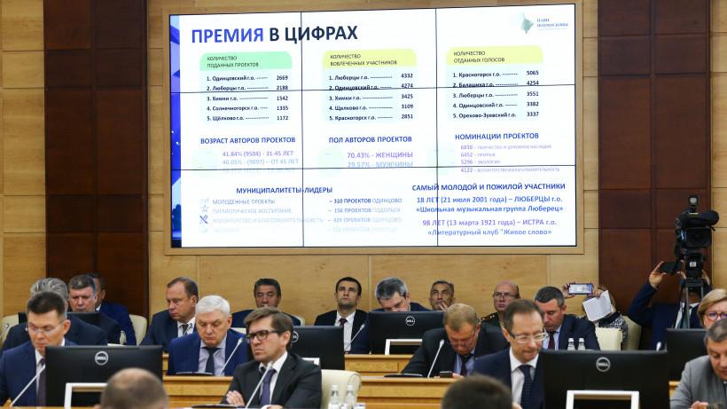 Губернатор подвел итоги подготовки школ к новому учебному году на заседании правительства