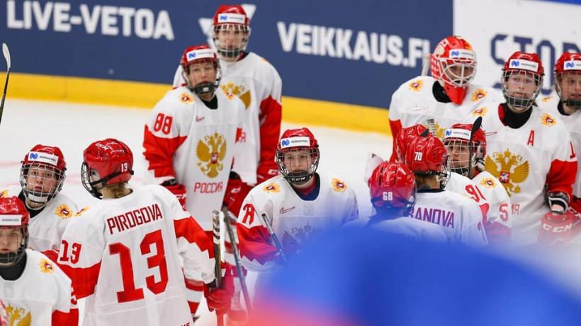 Хоккеисток из Подмосковья вызвали в женскую сборную России