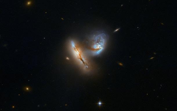 "Hubble снял ""будущее Млечного Пути"" спустя 4 млрд лет"
