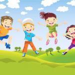 Игровая программа «Спортивный марафон!»