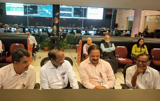 Индия вывела космическую станцию на орбиту Луны