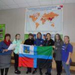 Информационный час «Четыре цвета Белгородского единства»