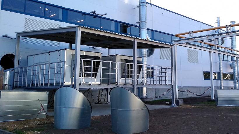 Завод по производству товаров для ухода за детьми ООО «Кимберли-Кларк»