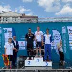 Кирилл Абросимов выиграл этап мировой серии FINA