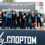 Команда из Солнечногорска представит область в финале Всероссийского фестиваля детского дворового футбола 6х6