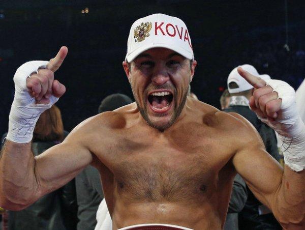 Ковалёв нокаутировал Ярда, защитив титул чемпиона мира WBO
