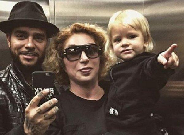 Мама Тимати лишилась Instagram из-за непристойного видео