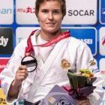 Наталья Кузютина – серебряный призёр Чемпионата мира по дзюдо в категории до 52 кг