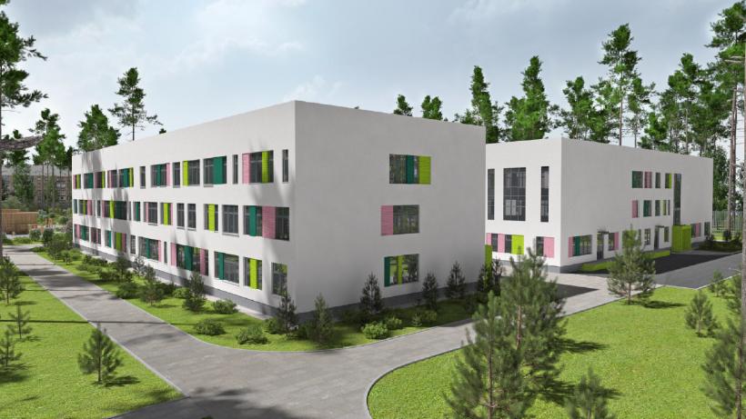 Новая школа в Ликино-Дулеве заработает в 2020 году