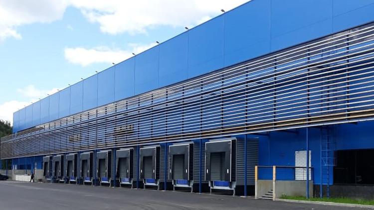 Новый корпус производственно-складского комплекса построили в Подольске