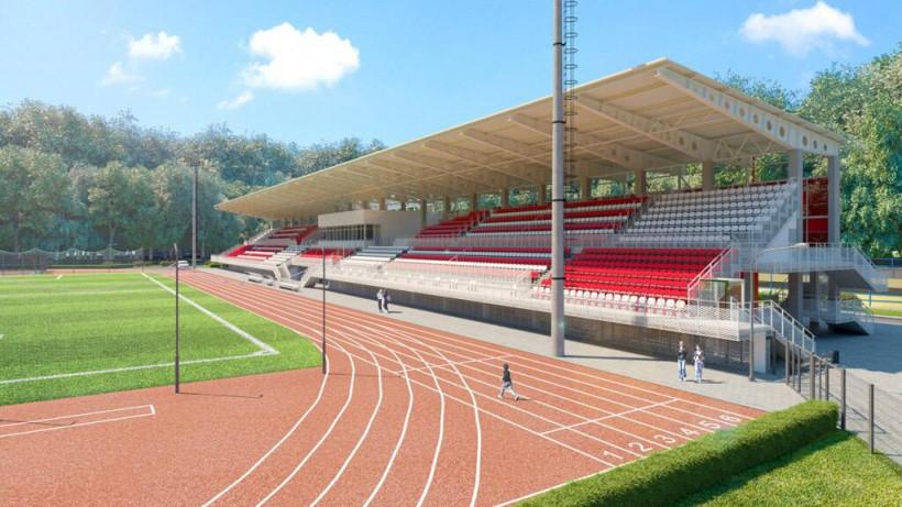Новый стадион построят в Рошале в 2021 году