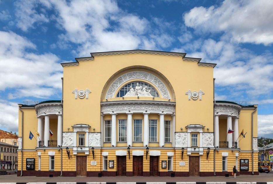 Очная защита концепций развития Театра драмы имени Федора Волкова
