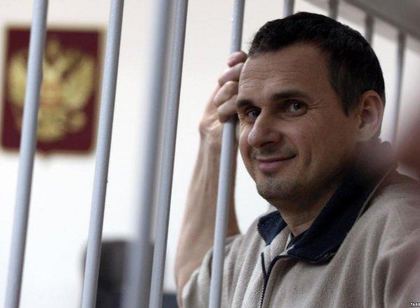 Олег Сенцов доставлен в Бутырскую тюрьму для обмена