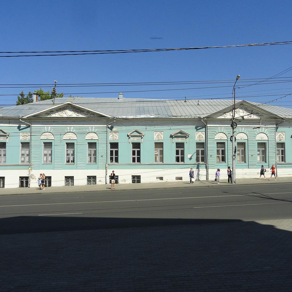 Открытие Центра имени А.И. Солженицына в Рязани