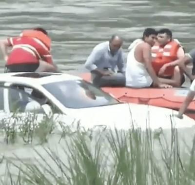Парень утопил подаренный родителями BMW, потому что хотел Jaguar