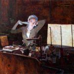 Персональная выставка Максима Титова